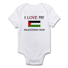 I Love My Palestinian Mom Infant Bodysuit
