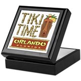 Orlando Tiki Time - Keepsake Box
