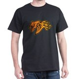 Tribal Tattoo Horse T-Shirt