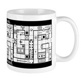 Dungeon Crawl Small Mugs