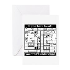 Dungeon Greeting Cards (Pk of 20)