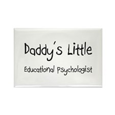 Daddy's Little Educational Psychologist Rectangle