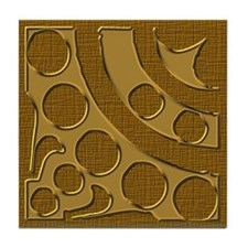 Faux Gold Tile 03
