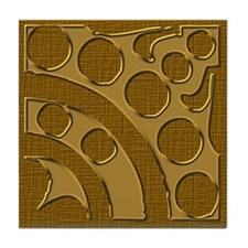 Faux Gold Tile 02