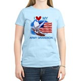 Love My Army Grandson T-Shirt