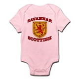 Savannah Scottish Infant Bodysuit