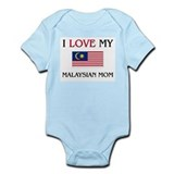 I Love My Malaysian Mom Infant Bodysuit