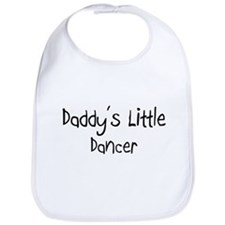 Daddy's Little Dancer Bib