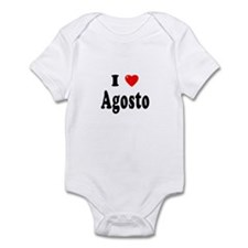 AGOSTO Infant Bodysuit