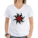 Mystic River Swirling Sun Shirt
