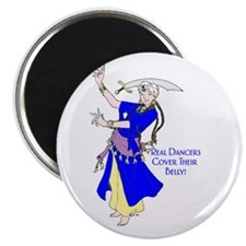 Dancer Magnet