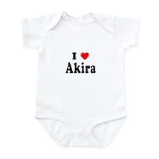 AKIRA Infant Bodysuit