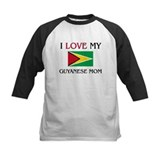 I Love My Guyanese Mom Tee