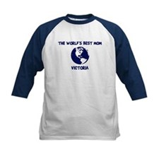 VICTORIA - Worlds Best Mom Tee