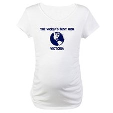 VICTORIA - Worlds Best Mom Shirt