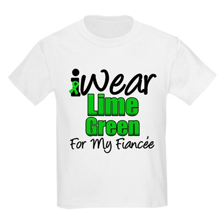 Lymphoma Fiancee Kids Light T-Shirt
