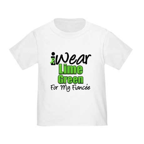 Lymphoma Fiancee Toddler T-Shirt