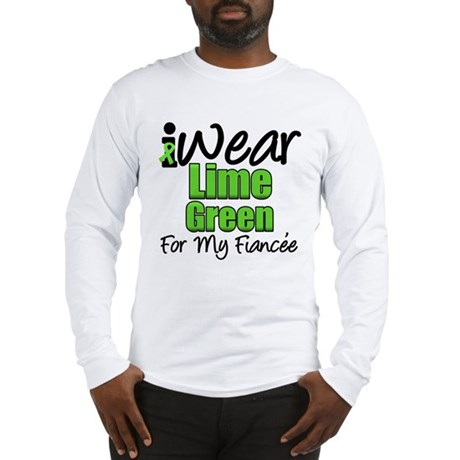 Lymphoma Fiancee Long Sleeve T-Shirt