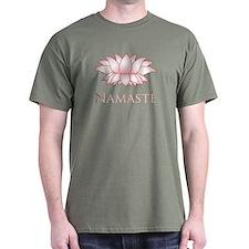Lotus Namaste T-Shirt