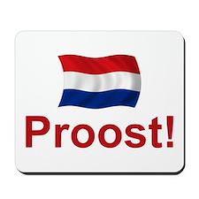 Dutch Proost Mousepad