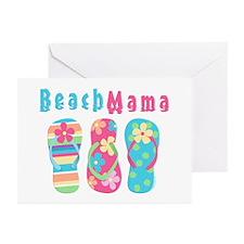 Beach Mama Greeting Cards (Pk of 10)
