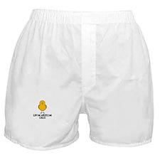 Libyan American Boxer Shorts