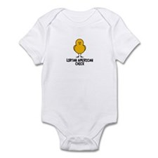 Libyan American Infant Bodysuit