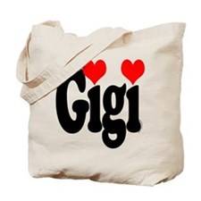 I love Gigi Tote Bag