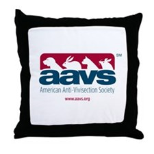 AAVS (Throw Pillow)