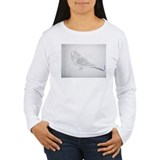 Cute Budgie art T-Shirt
