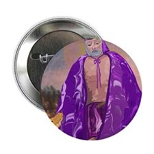 "Saint Lazarus 2.25"" Button (100 pack)"