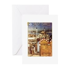 Orient Express Greeting Cards (Pk of 10)