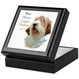 PBGV Best Friend 1 Keepsake Box