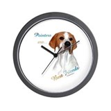Pointer Best Friend 1 Wall Clock