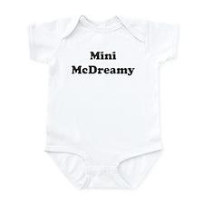 Mini McDreamy Onesie