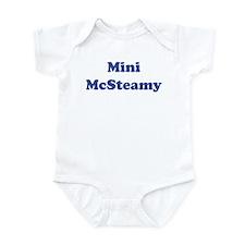 Mini McSteamy Onesie
