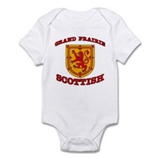 Grand Prairie Scottish Onesie