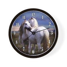 Horse Clock