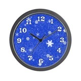 Snowflake Clock
