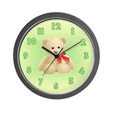 Teddy Bear Clock