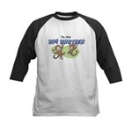 Big Brother - Monkey Kids Baseball Jersey