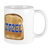 Mazel Toast Mug for Coffee Tea or Manischewitz