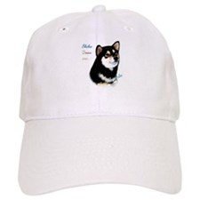 Black Shiba Best Friend 1 Baseball Cap