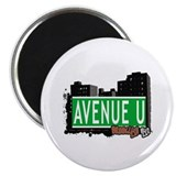 AVENUE U, BROOKLYN, NYC Magnet