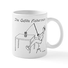 The Gefilte Fisherman Mug