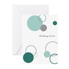 thinking of you Greeting Cards (Pk of 20)