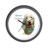 Spinone Best Friend 1 Wall Clock
