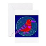 Red Crossbill Greeting Cards (Pk of 10)