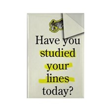 Study Lines Magnet (Single)