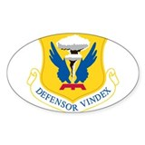 509th Bomb Wing Oval Sticker (50 pk)